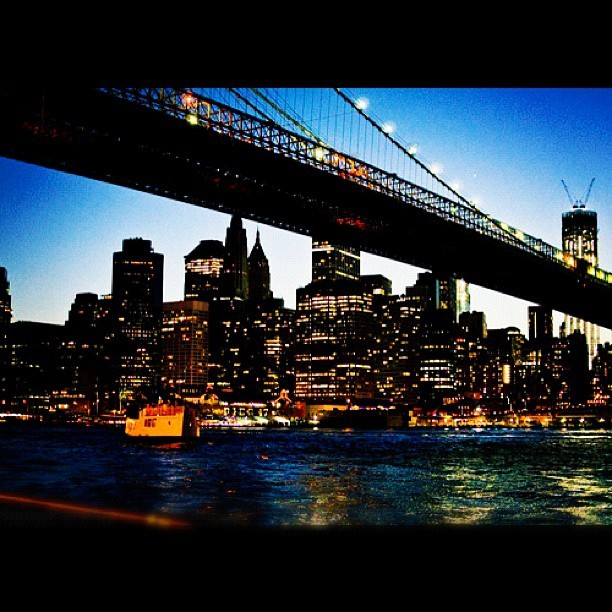 Taken 4/3/12 #webstagram #waterfront #brooklynbridge #skyline #igers #insta #igdaily #ignation #instagood #instamood #iphonesia #iphoneonly #instagrammers #photo #photopic #photography #photooftheday #skyscrapers #freedomtower #wtc #worldtradecenter #dumbo #manhattan #nyc #bk #brooklyn #newyorkcity #view #igaddict #water  (Taken with Instagram at Brooklyn Bridge Park)