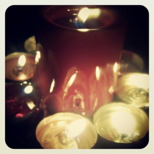 #candle (Taken with Instagram)