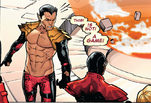 ohgodsandrea:  Namor, the King of Ab-lantis.