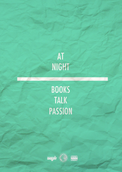 AT NIGHT // Books, Talk, Passion Blue Morning Prints