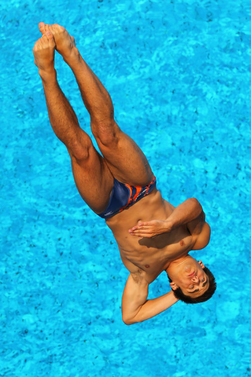 Chris Mears, UK Diving
