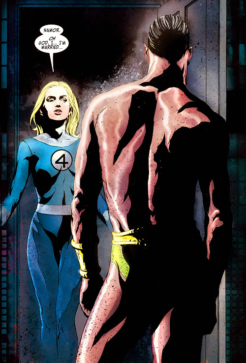 fycomicbookfriendships:  Fantastic Four: 1234 #2  Why do i think of Alice when I see this?