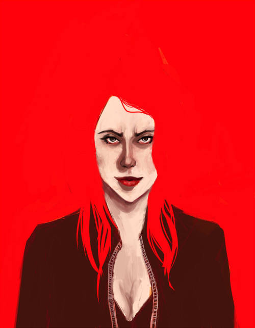 suchbluesky:  the color of bloodand debtand the Red Room Academyand Natasha Romanova's hair