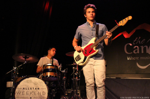 kimmariephotography:  Cameron Quiseng & Michael Martinez Allstar Weekend Sound Check The Summer of Love Tour Agoura Hills, Ca 7/23/2012