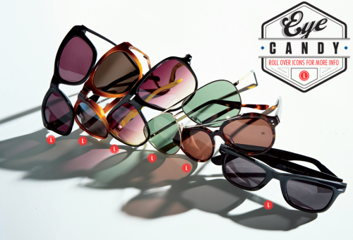Eye Candy: The Best Sunglasses Under $100 Your eyes won't believe your wallet.