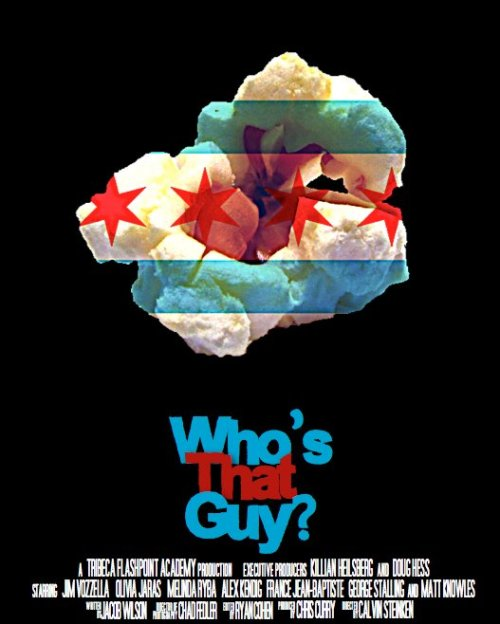 Teaser poster for the upcoming film, Who's That Guy?, forwhich I am the Director of Photography.