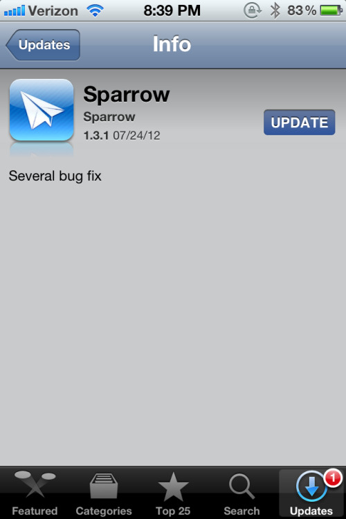 They are too busy to even get short release notes right. Sigh.