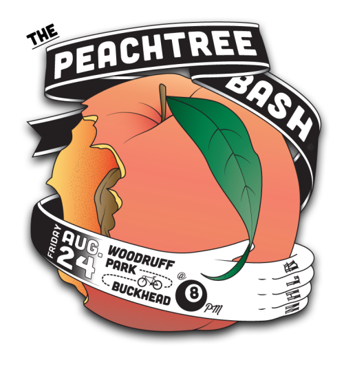 Design : The Peachtree Bash - Created for NHLB