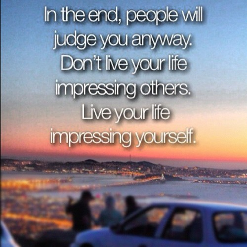 .Impress Yourself.  (Taken with Instagram)