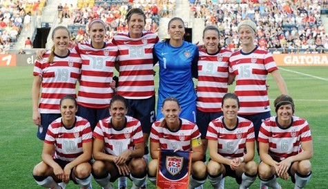 alexjamesmusic:  Go for GOLD #USWNT