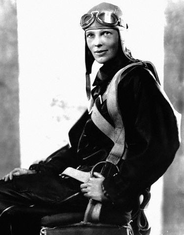 Happy 115th Birhtday to aviatrix Amelia Earhart!