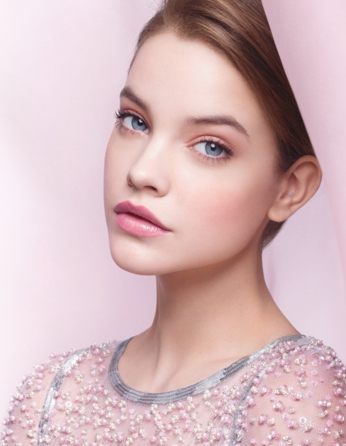 Barbara Palvin being gorgeous. What a face! You will also like: Barbara Palvin, one more time.