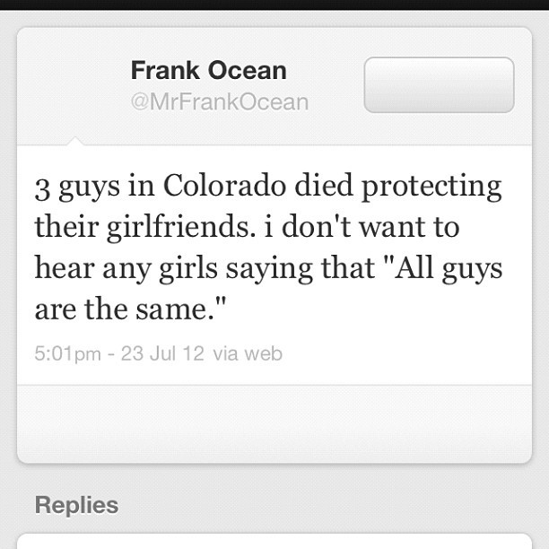 3 guys in Colorado died… #truth #realtalk #love #superhero #courage #valiant #hero #family first  (Taken with Instagram)