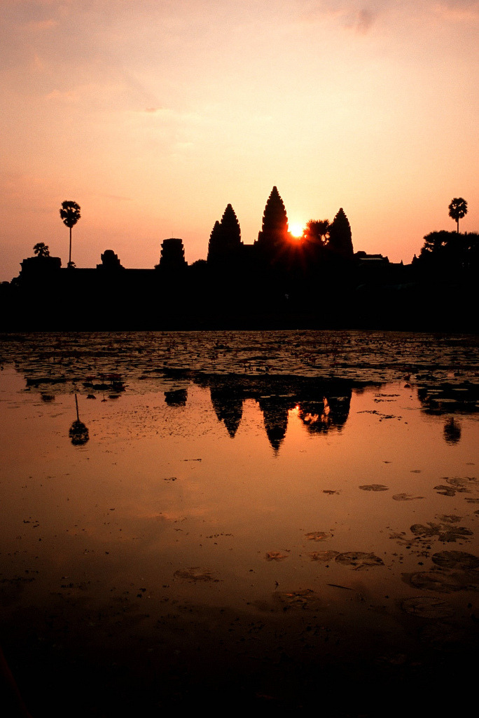 Angkor Wat (by Jim Delcid)