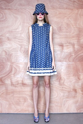 Karen Walker Resort 2013 Collection.