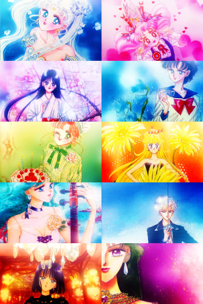 niavara:  The Sailor Senshi