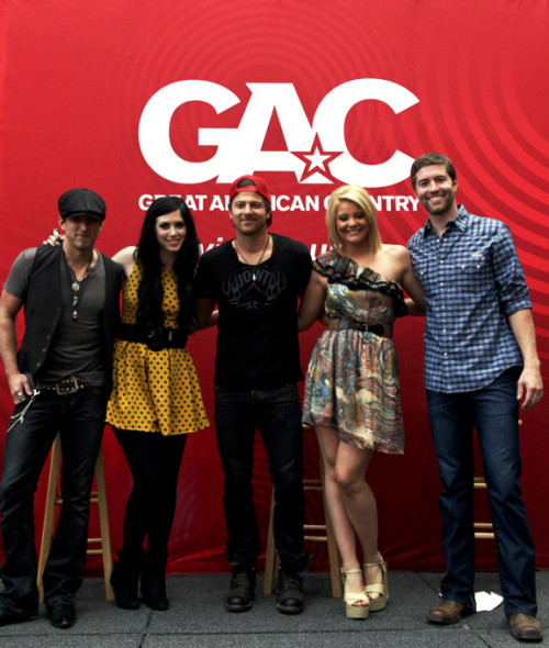 T2 with   #Kip Moore #Lauren Alaina #Josh Turner
