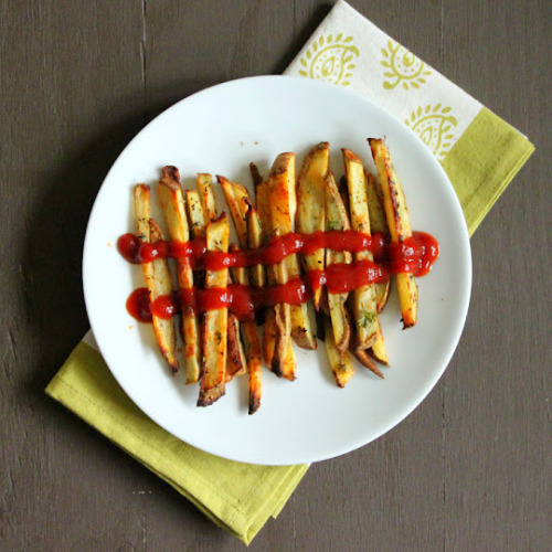 Baked Potato French Fries     (click image for recipe)