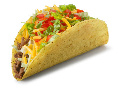 Taco picture! Yum! Who likes Tacos?