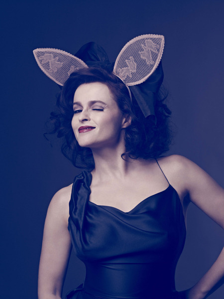 Helena Bonham Carter by Jason Bell, 2012