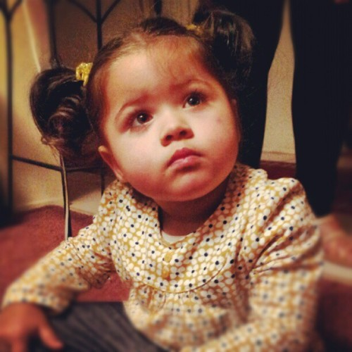 #This#angel#has#cerebralpalsy#sheis#sobeautiful#littlegirl#talia (Taken with Instagram)