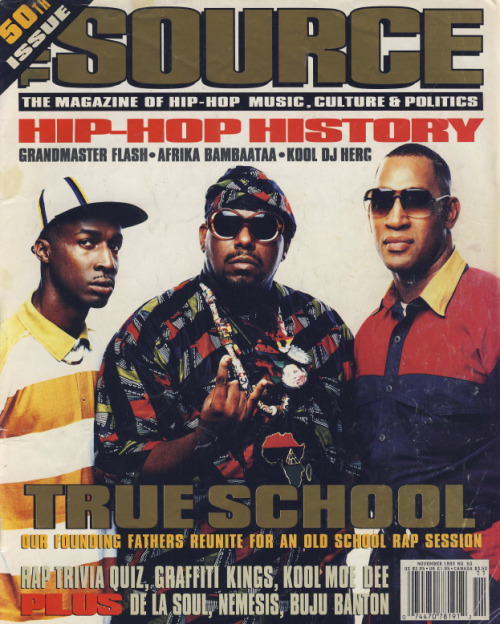jennloveshiphop:  The Source November 1993