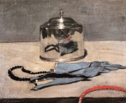 stilllifequickheart:  William Nicholson The Silver Casket 1919