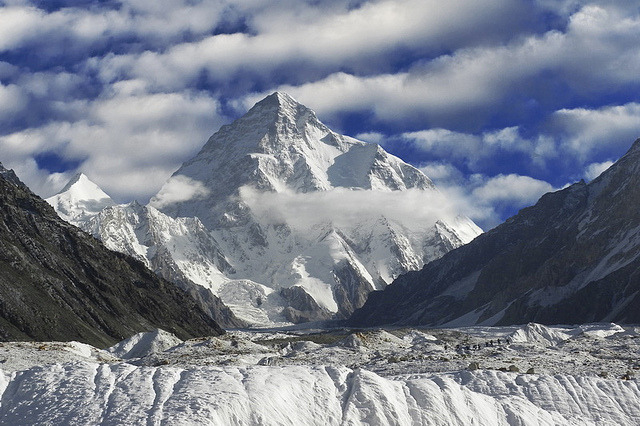k2 , PAKISTAN by TARIQ HAMEED SULEMANI /RAMADAN KAREEM on Flickr.