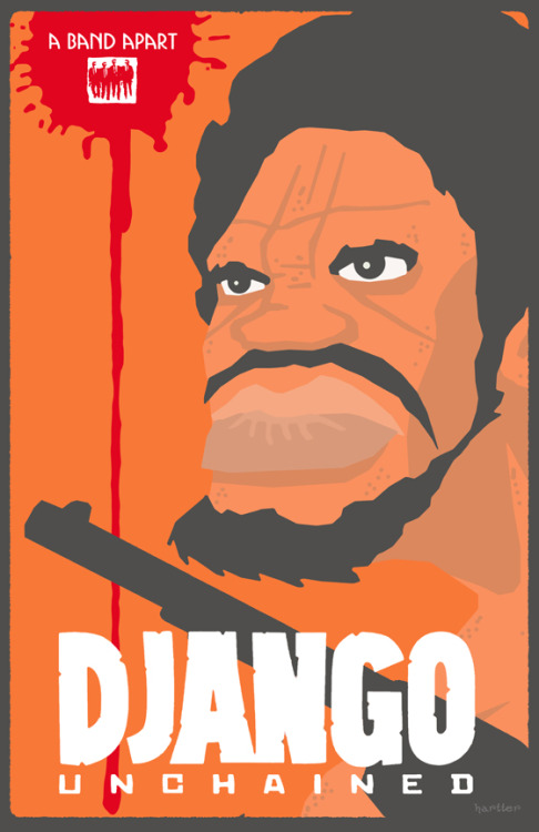 Django Unchained by Sean Hartter