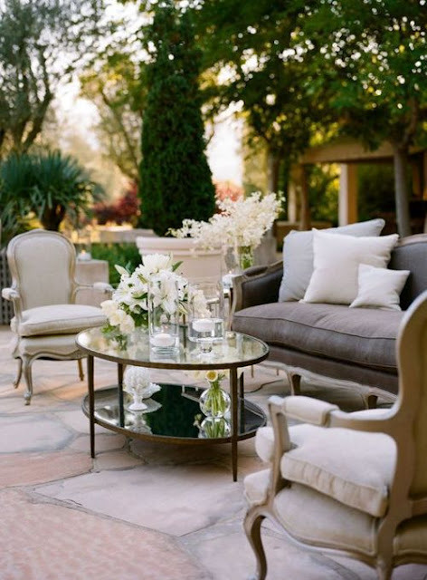 french chic outdoor