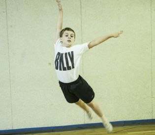 """mrs-tap-toes:  Noah Parets rehearsing """"Electricity"""""""