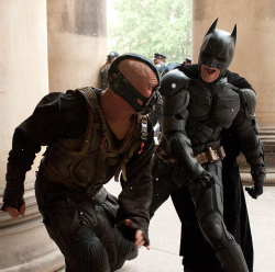 Dark Knight Rises needed more of this.