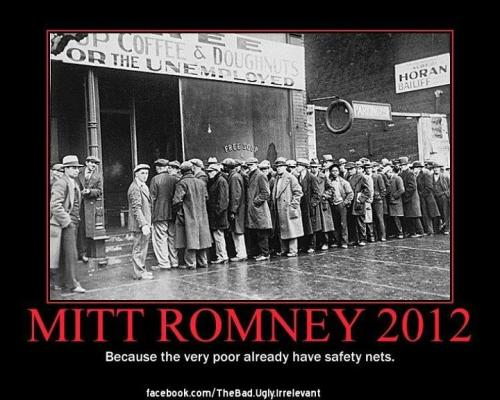 Romneypression 2013… no thanks!