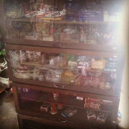 I just love the old feeling of this kedai runcit! What can u spot here? - @qtryna- #webstagram
