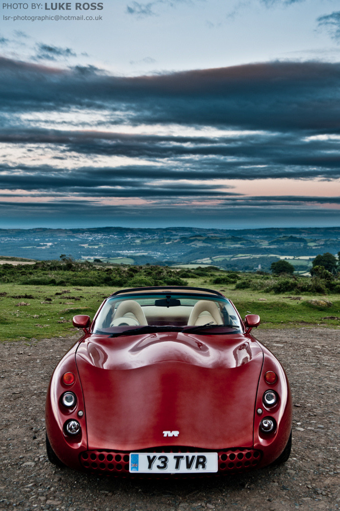 automotivated:  TVR (by lukeeee1990)