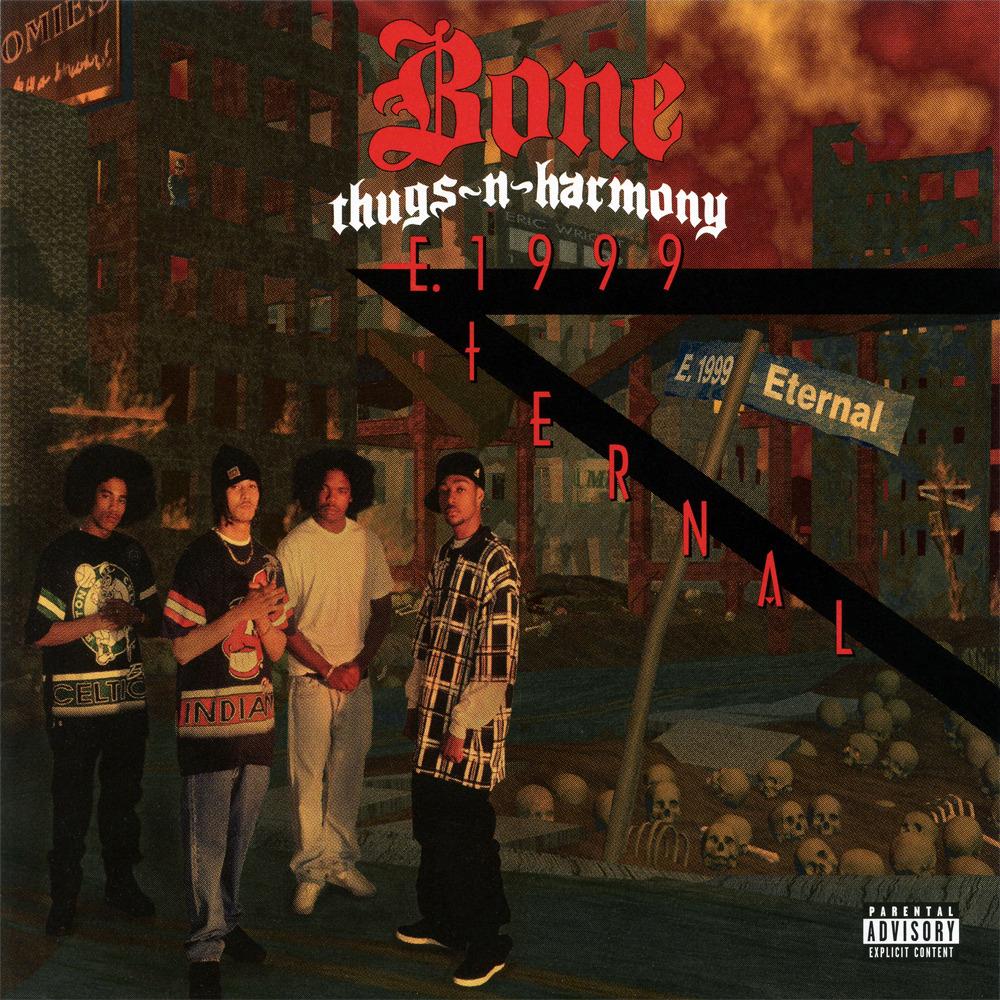 BACK IN THE DAY |7/25/95| Bone Thugs-N-Harmony released their second album, E. 1999 Eternal, on Ruthless Records