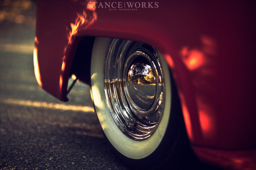 automotivated:  white-wall-tire-smooth-steelie-chrome (by Mike Burroughs)