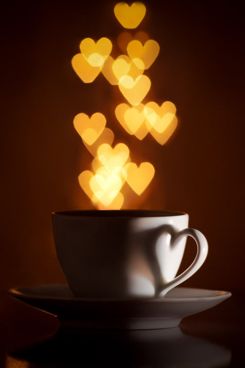 b3-nice2:  coffee time… ^__^ A cup of Love 2 by ~JunKarlo