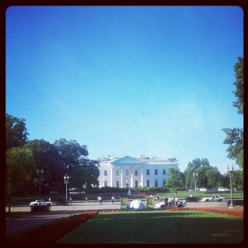 Good Morning Washington (Taken with Instagram)