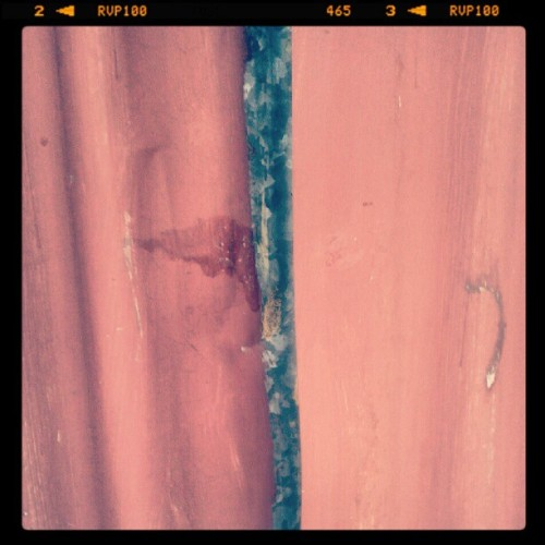 Gash! #abstract #art #abstractart #urban #decay #street (Taken with Instagram)