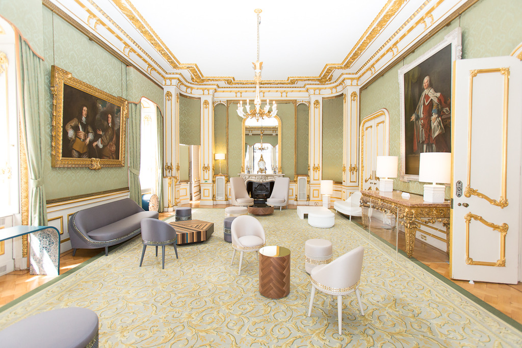 The Gold Room, Britsh Business Embassy, Lancaster House