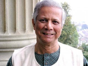 People Who Studied Abroad #396:Muhammad Yunus, microfinance pioneer and Nobel Peace Prize recipient  From: Bangladesh  Studied: In 1965, he received a Fulbright scholarship to study in the United States.  He obtained his PhD in economics from Vanderbilt University's graduate program in Economic Development in 1971.