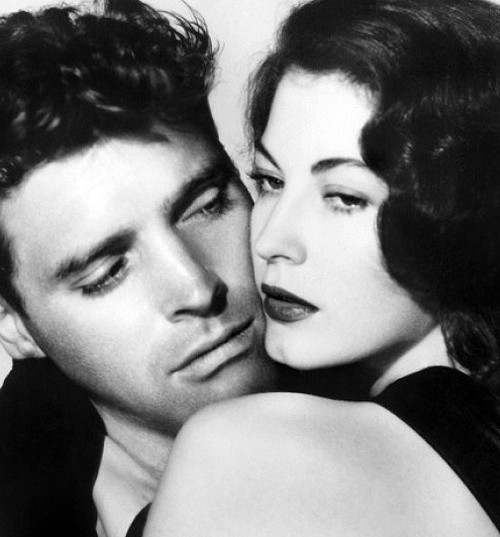 Burt Lancaster and Ava Gardner, The Killers (1946)
