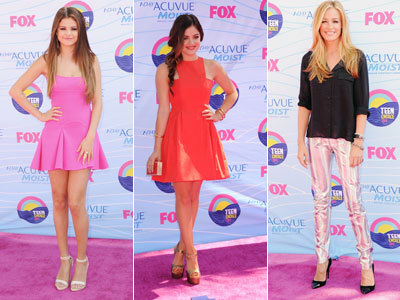 The Good, The Bad & The WTF: The Teen Choice Awards