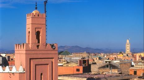 Living in: Marrakesh
