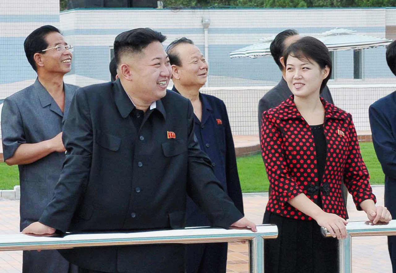 North Korea's new young leader, Kim Jong-un, is married, state media said on Wednesday, putting an end to speculation over the relationship with a woman seen at his side during a recent gala. The announcement, which fits a trend the upbeat Kim appears to have taken to break out of the dour management style of his father, Kim Jong-il, came just two weeks after he was seen at the performance accompanied by the woman, with rumors swirling as to whether she was his wife, lover or sister. Some observers in South Korea speculated she was a singer he dated years ago before his father put a stop to it, but who was now back on the scene. READ ON: North Korea confirms mystery woman is leader's wife