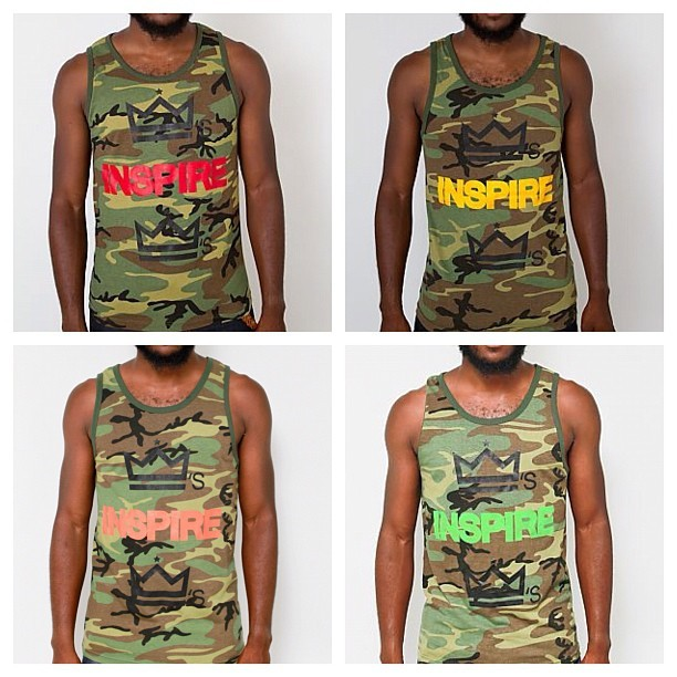 #KRT #KingsInspireKings Fatigue tanks available online @ www.kingsruletogether.com/shop  (Taken with Instagram)