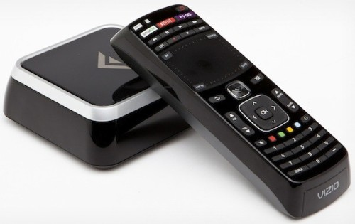 Google TV round 2 looks interesting. When this, Apple TV and Roku are all priced right at $100, it's painless to sample the goods. We routinely flip between Roku (for Heather's TV fix and Amazon Prime Videos) and AppleTV for other movie library, TV subscriptions. Netflix is everywhere now so that's easy.  The shoe everyone including me is waiting to drop is the next Apple TV play.  (via Vizio Co-Star Google TV set-top box is up for pre-order, $100 brings it your way in August — Engadget)