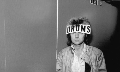 Happy 63rd Birthday, Roger Taylor!