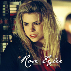 30 Days of Awesome Teen Girls, Day 20: Rose Tyler from Doctor Who.